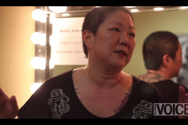 Margaret Cho on her Zen-like comedic process: 'It's just trying to use my pain to heal others'