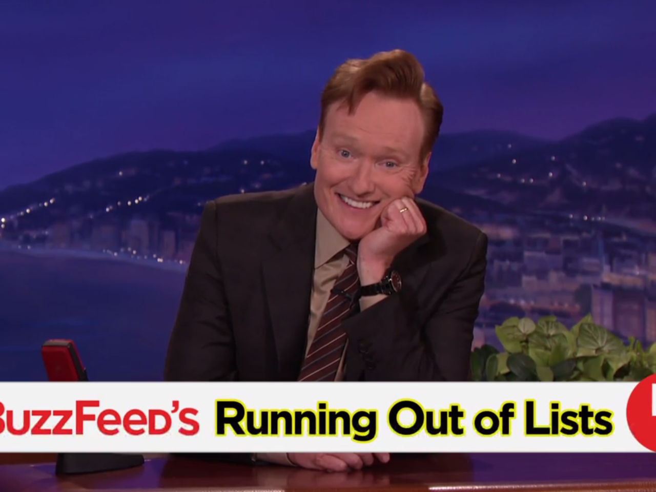Conan O Brien Smacks Down Buzzfeed Mocks Listicles With 12 Hitlers That Look Like Cats Angelina Jolie News Newslocker