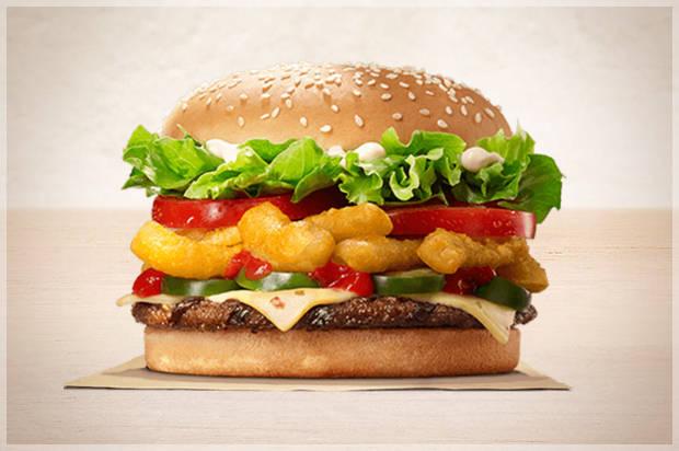 When's Burger King bringing back the G.O.A.T. fast food burger ...