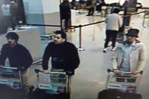Belgium Attack Suspects