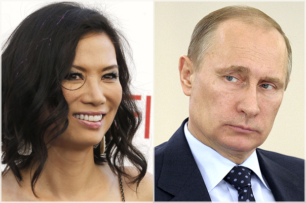 Are Wendi Deng & Vladimir Putin Dating?   ExtraTV.com