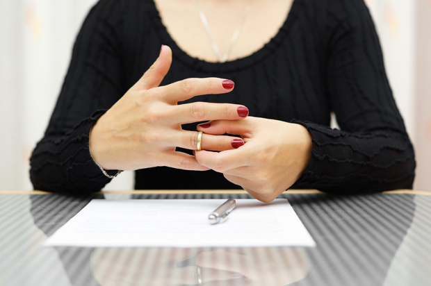 Women divorce better than men: They're happier, more confident and