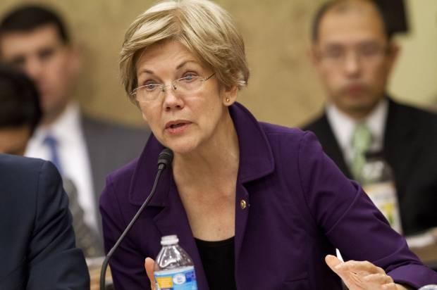 Elizabeth Warren Trump Globe Editorial The Senate Should