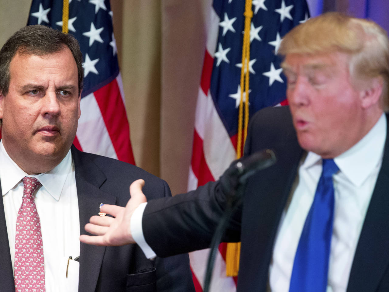 Donald Trump Offered Chris Christie VP Spot But Rescinded