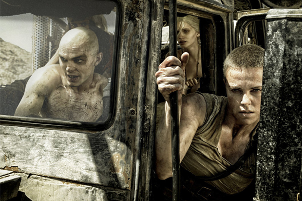 Sexists are scared of Mad Max because it is a call to dismantle patriarchies