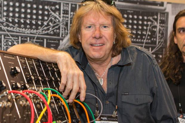 Legendary Emerson, Lake, & Palmer Keyboardist Keith Emerson Dead At 71