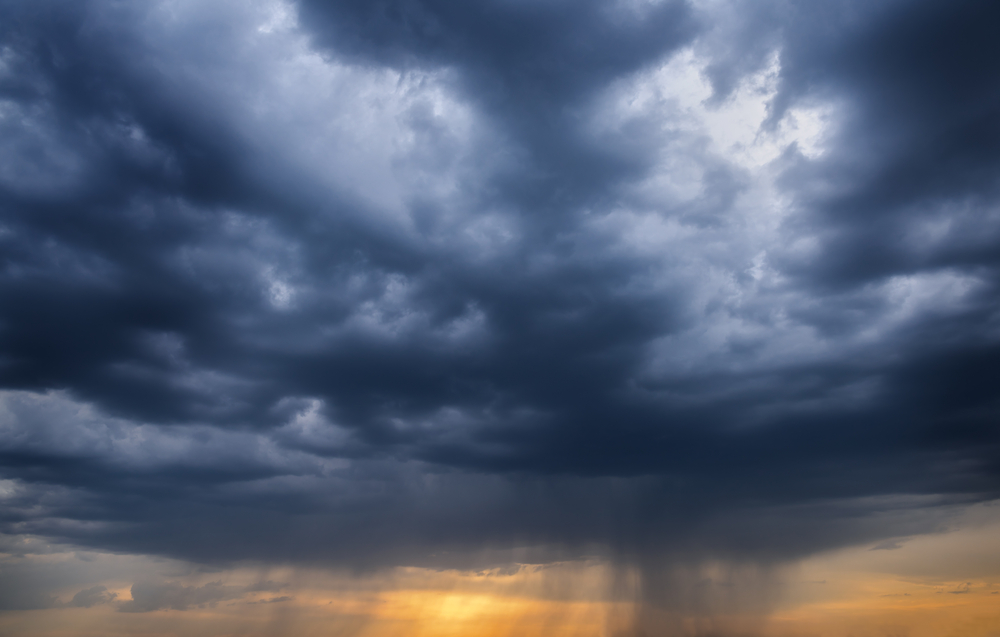 Real Rain Cloud conspiracy theories rain down: california cloud-seeding project