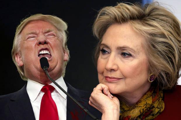 Ellos no quieren Trump o Hillary: La mitad de los votantes considerarían un candidato presidencial de terceros