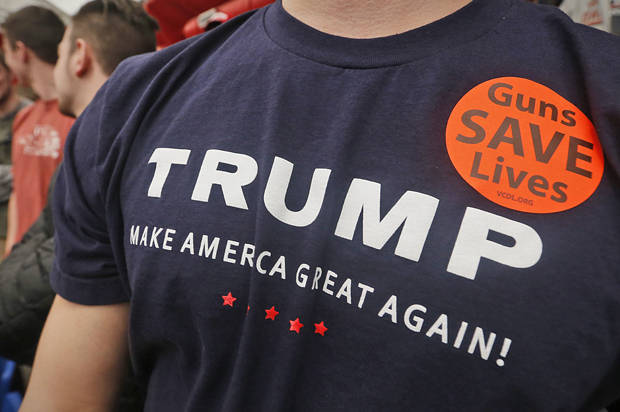Who are these idiot Donald Trump supporters? Trump loves ...
