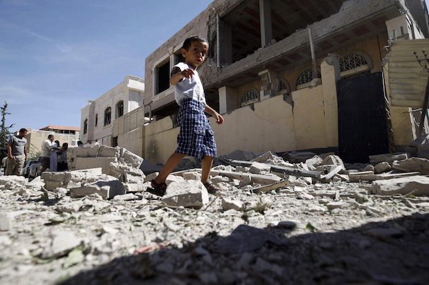 The suffering is staggering 6 yemeni children killed or for Salon yemenite