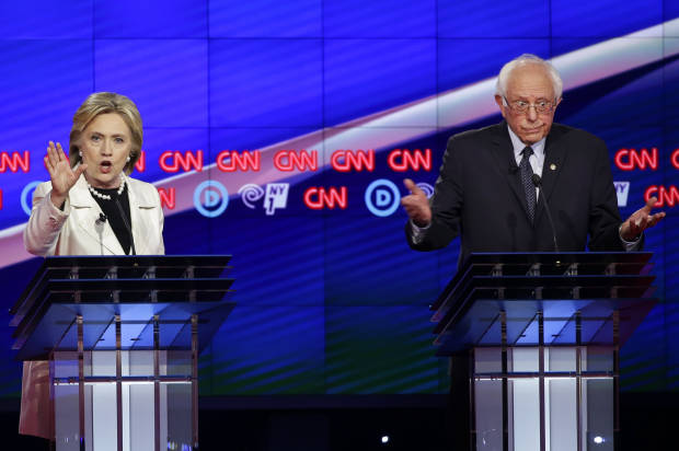 Half-truth Hillary finally exposed: This was the debate where Bernie Sanders changed the Democratic Party for good