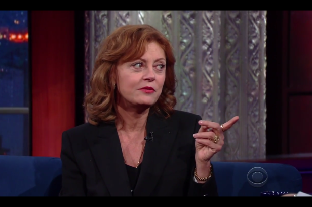 Susan Sarandon explains why she had to 'break up' with Hillary Clinton