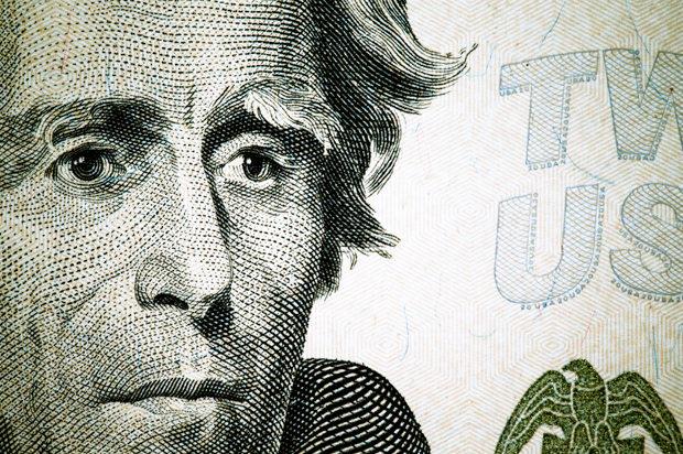 an analysis of the role of president andrew jackson Get an answer for 'why would someone label president jackson as king andrew ' and find homework help for other history, jackson, andrew questions at enotes.