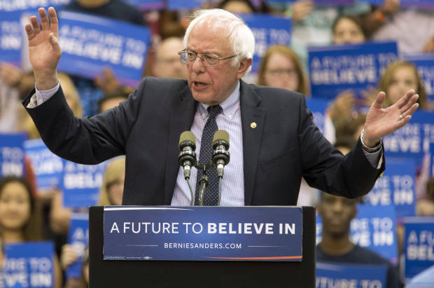 Bernie's most valuable lesson: The Democratic Party does not represent the values of progressive Americans