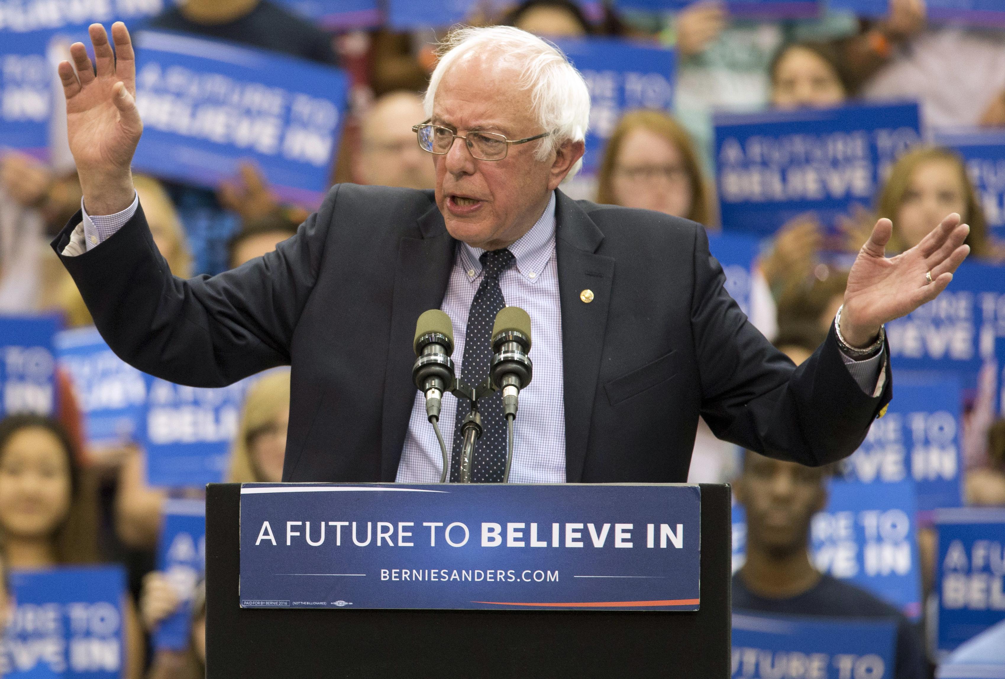 Bernie's most valuable lesson:...