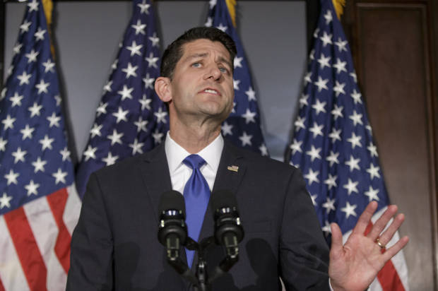Paul Ryan rules out possibility of contesting for president this year