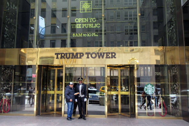 An eighth person has been identified in suspicious meeting with Donald Trump Jr. at Trump Tower