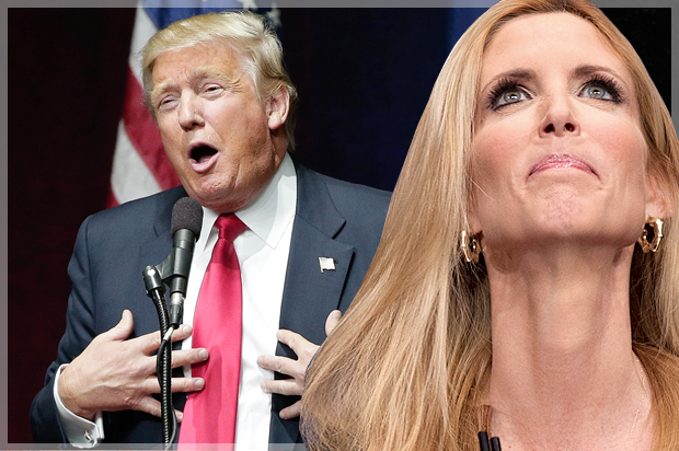 For Ann Coulter, Its Ok When Republicans Cheat On Their Wives Right-Wing Bigmouths -5734