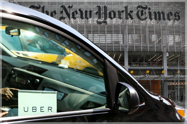 Uber is a nightmare: They're selling a big lie -- and the New York