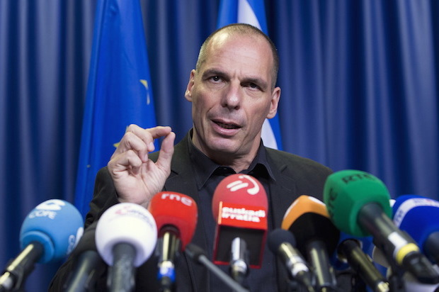 """""""Ponzi austerity"""" scheme imposed by E.U. and U.S. bleeds Greece dry on behalf of banks, says ex-finance minister"""