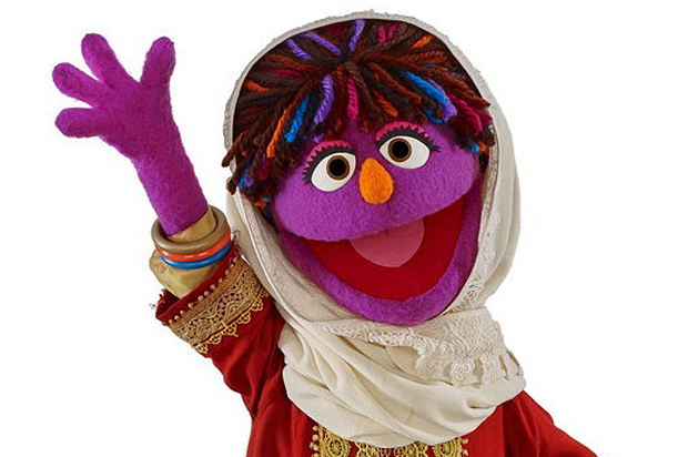 """""""Suicide vest included?"""": Right-wing nutjobs go bonkers as """"Sesame Street"""" unveils hijab-clad puppet, Zari"""