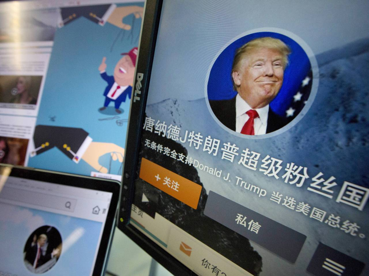 China Grants Trump 38 Trademarks, Reopening Debate About Conflicts Of Interest