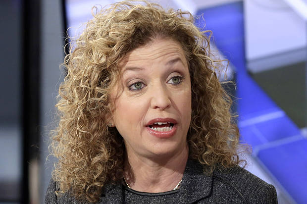 Wasserman Schultz Shocking Claim : 'DNC Was Never Contacted' By FBI About Computer Hack