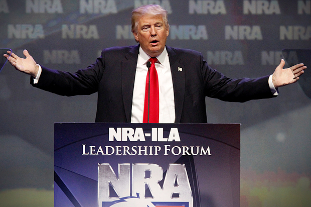 Buy Here Pay Here No Down Payment >> The white right to bear arms: Mass incarceration, vigilantism and Trump's NRA embrace | Salon.com