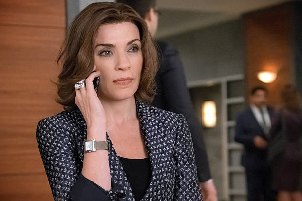 Good Wife end a mystery