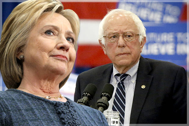 Hillary runs away from Bernie: The presumptive Democratic nominee pays lip service to Sanders supporters and nothing more