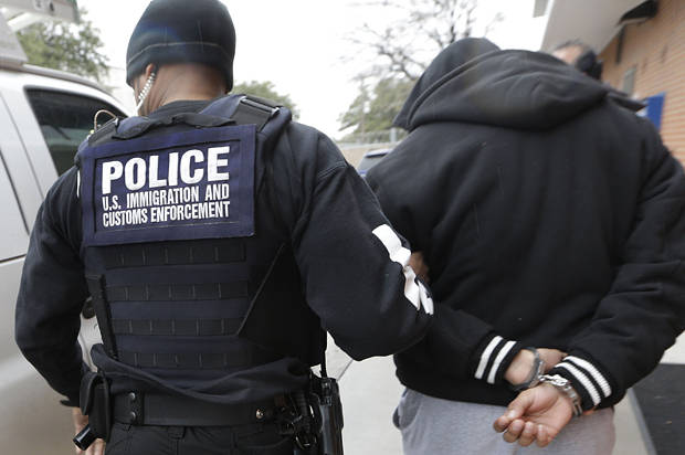 The government's cold-blooded anti-immigrant scam: How ICE is ...