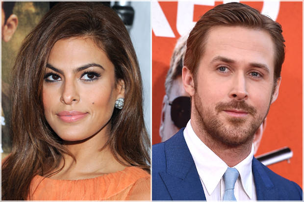 Image result for eva mendes and ryan gosling