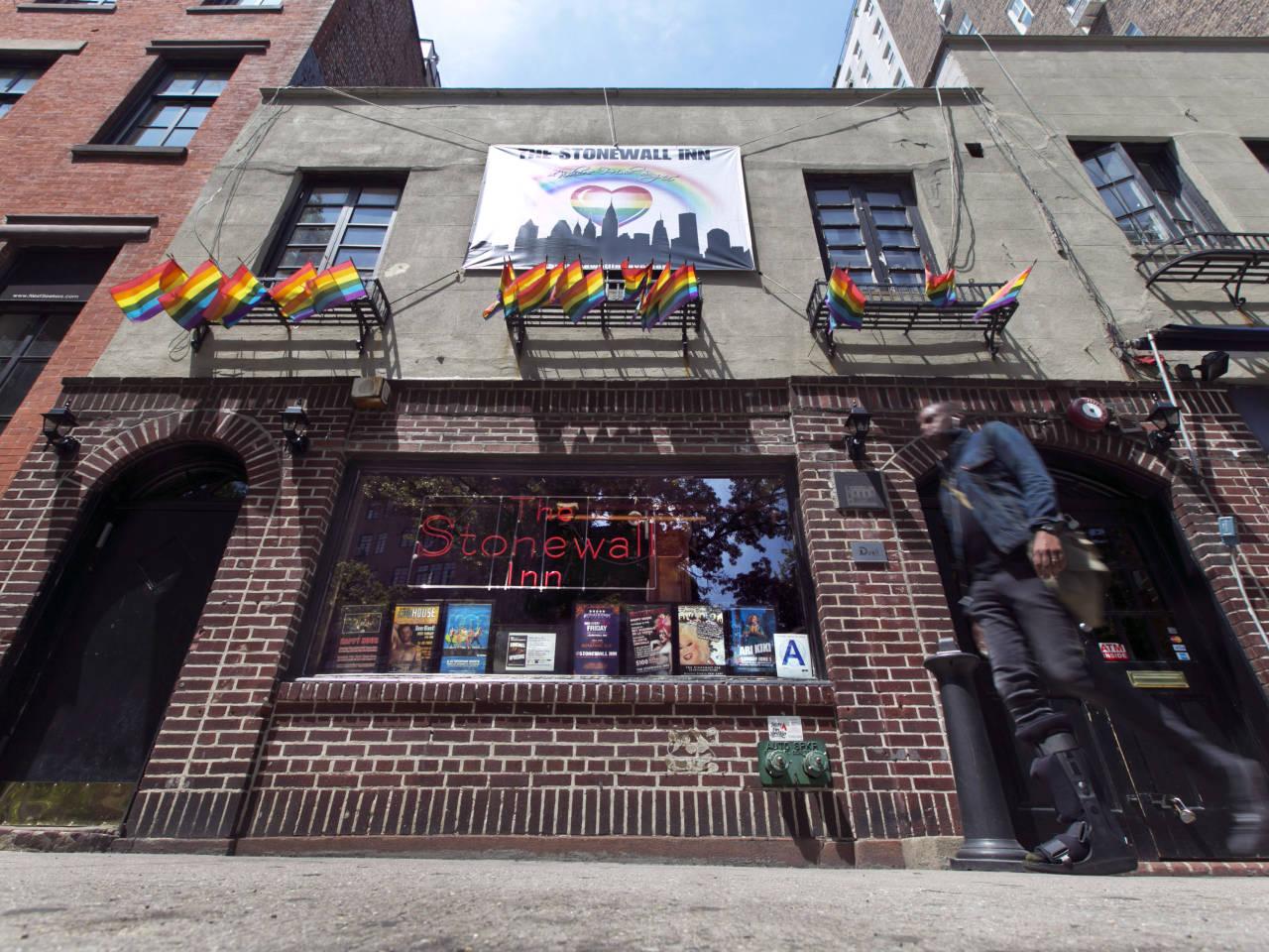 Gay Rights Stonewall 18