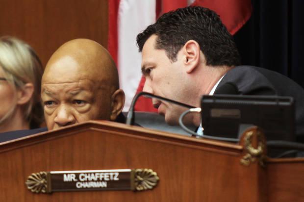 Congress IRS Commissioner