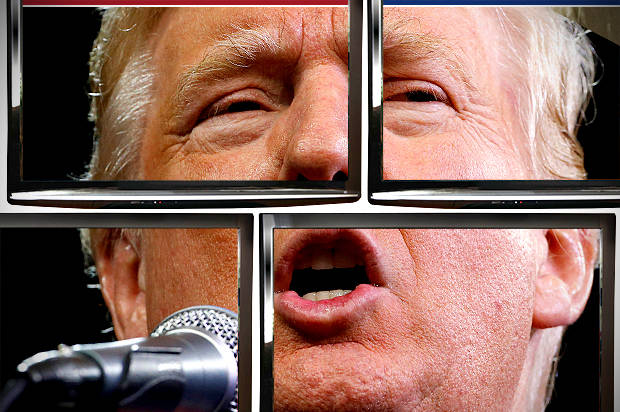We can't look away: The joy of Donald Trump and political rubbernecking