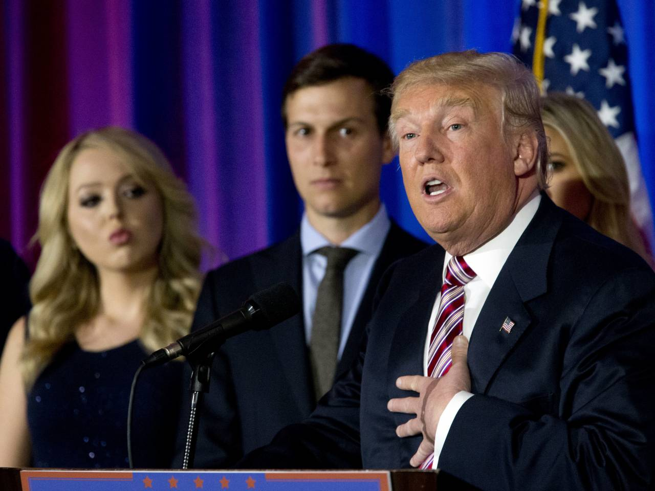Why does Donald Trump want to give his son-in-law, Jared Kushner ...