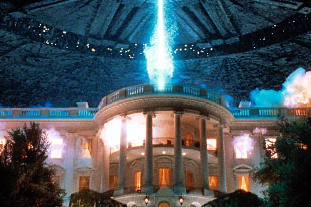 """Independence Day,"" 1996"