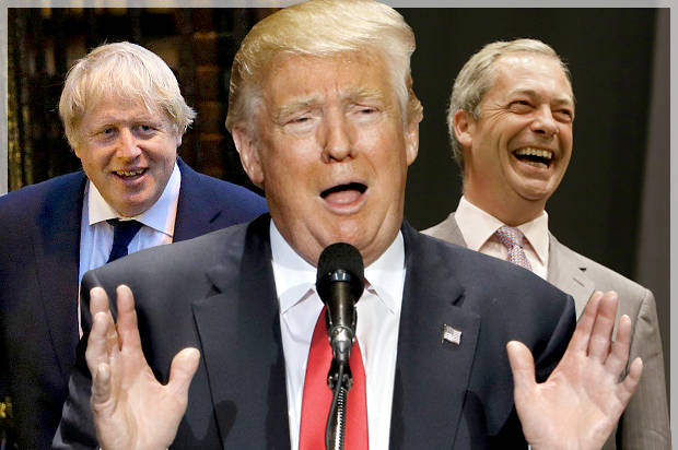 Globalization and its discontents: How the Trump/Brexit movements ...