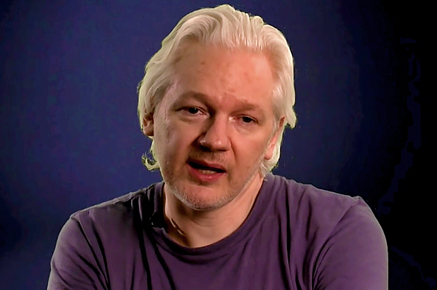 Despite 4 years trapped in embassy, Assange says WikiLeaks ...