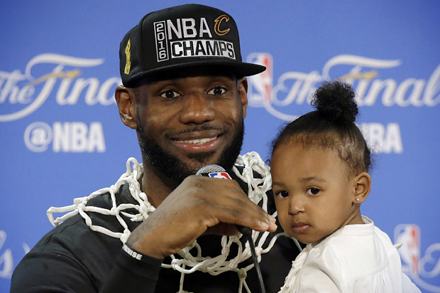 LeBron James Hometown Hero What The King And His Championship Mean To Cleveland