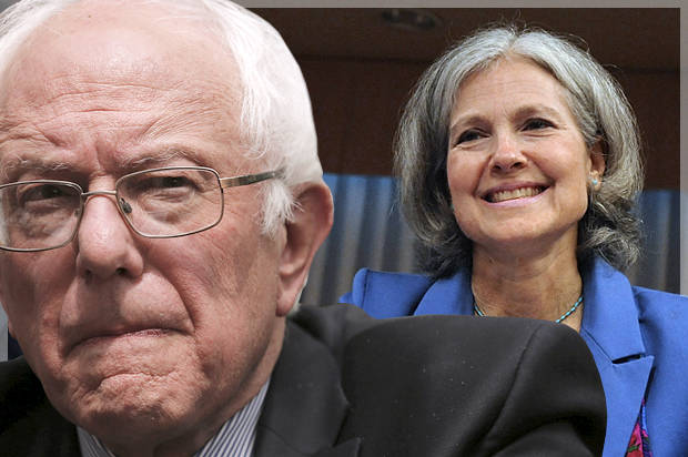 Don't rule it out: Bernie Sanders (slightly) leaves door open for Green Party run with Jill Stein