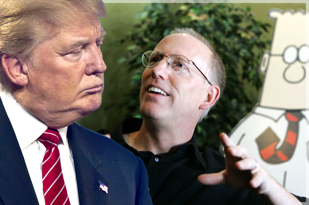 Dilbert has gone fascist: The strange unrequited love Scott Adams seems to have for Donald Trump