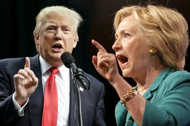Normalizing Trump, demonizing Hillary: The media's ...