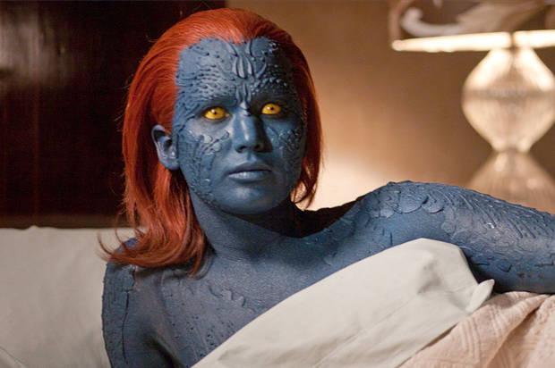"""X Men 2000 Mystique This is """"X-Me..."""