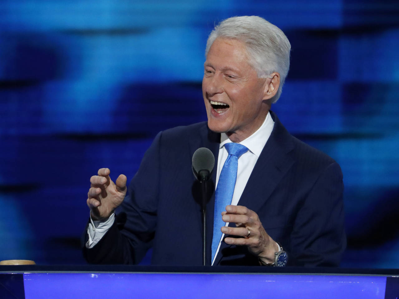 Bill clinton speech writers