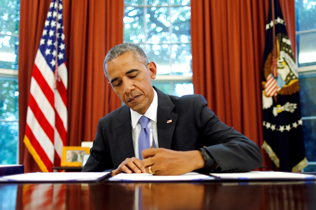 barack obama thesis statement