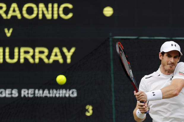 Murray targets world number one