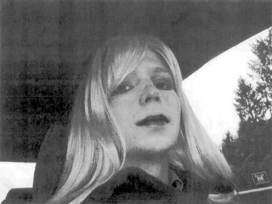 Chelsea Manning on Obama's Commutation Short List