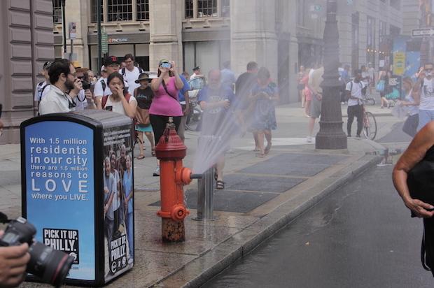 dnc fire hydrant