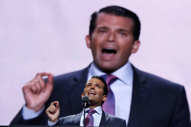 Trump Jr. mocks Aurora shooting in old interview